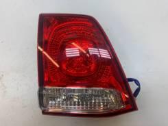 Фонарь задний левый Toyota Land Cruiser 200 (2007-2012) оригинал