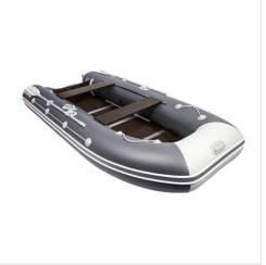 Лодка для рыбалки таймень lx 3600 ск графит/светло-серый
