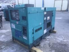 Дизельный генератор Denyo DCA25ESI-9774 25 Киловатт. 220/380/ вольт