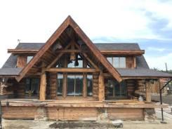 Дом из кедра по вашему проекту