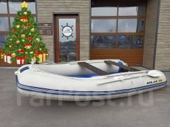 Надувная лодка Solar 350 во Владивостоке