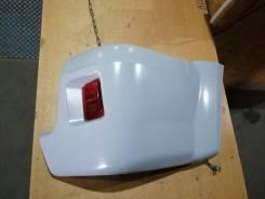 Накладка на задний бампер УАЗ Патриот до 2014г