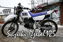 Suzuki Djebel 125, 1999