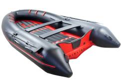 Лодка ПВХ Badger ARL390 NEW с дном низкого давления НДНД 3,9м