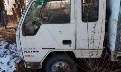 Грузовик JBC SY1041 Platina Catena со спальником производства Китай