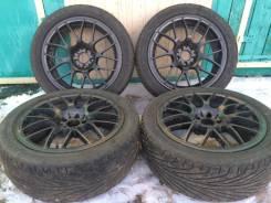 Комплект колёс R17 5x100 Voik Racing + Triangle TR968 215/45/17