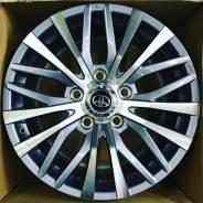Новые 20-ые диски на LC200 Lexus 570