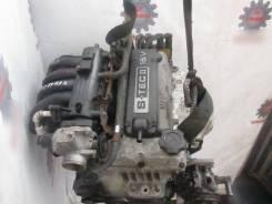 Двигатель Chevrolet Aveo. B12D1. 1.2л., 84л. с