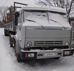 КамАЗ 54115, 2001
