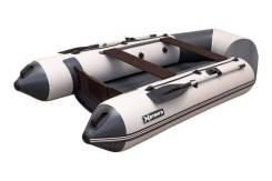Лодка ПВХ Sibriver Хатанга 270 НДНД