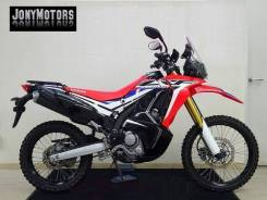 Honda CRF 250L RALLY, 2017