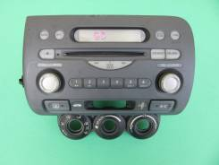 Магнитола Honda Fit, GD1/GD2/GD3/GD4 L13A/L15A.39185-SAA-003,39170-SAA-