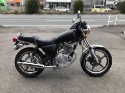 Suzuki GN 125, 2012