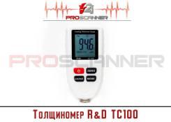 Толщиномер R&D TC-100 профессиональный (белый)