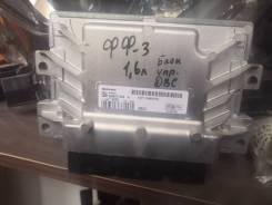 Блок управления ДВС Форд Фокус 3 / Ford Focus 3 AU7112A650NA