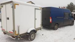 Прицеп-фургон исток - 3791М2 2015 год выпуска