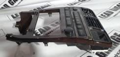 Рамка магнитолы центральная Mark2 GX90 jzx90 #10