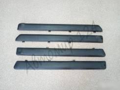 Накладки на дверь ВАЗ 2107 верхние пластик