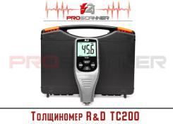 Толщиномер R&D TC-200 (Etari ET-600) + кейс