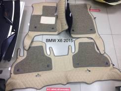 Коврики в салон экокожа BMW X6 F16