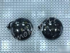 Оптика на фары передние ВАЗ 2121 диодные линза к-т