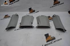 Накладки на задние стойки Honda HR-V GH4 (LegoCar125) D16A