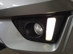 Заглушка бампера + габарит Honda Fit GP5 / GK