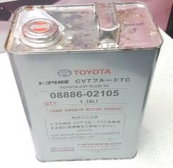 Масло трансмиссионное в вариатор CVT Fluid TC 4 литра 0888602105