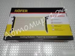 Радиатор охлаждения hofer 2170 приора c кондиционером Hella