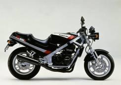 Kawasaki FX 400R, 1985