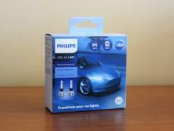 Светодиодные лампы Philips Ultinon Essential H1 6500K (2 шт. ) New
