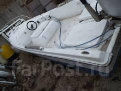 Лодка с подвесным мотором yamaha 25 л. с. Япония