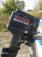 Лодочный мотор 30л. с Nissan Marine NS 30 heps