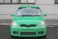 Реснички (накладки) на фары Toyota Vitz 1999-2005г