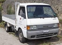 Птс Mazda Bongo