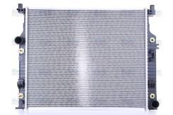 Радиатор охлаждения двигателя Mercedes GL (X164)/ ML (W164)/ R (W251)