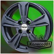 Новые литые диски Carwel Диво R15 4/100 GST