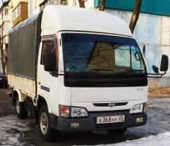 Грузоперевозки. Услуги фургона, тентованный грузовик 1,5т. Уссурийск