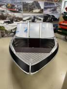 Моторная лодка Тактика 390DC