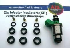 Ремкомплект на 3 инжектора (K6A-T) = Suzuki 15710-78G50, JSGJ7,
