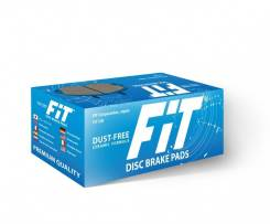 Колодки тормозные дисковые FP1572 fit FP1572 в наличии