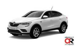 Аренда Renault Arkana 4x4 2020 белый автомат