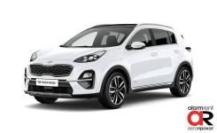 Аренда Kia Sportage 2020 Белый автомат