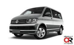 Аренда Volkswagen Caravelle 2019 Серый автомат