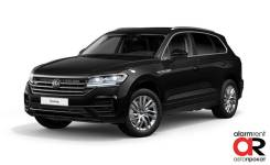 Аренда Volkswagen Touareg 2020 Серый автомат