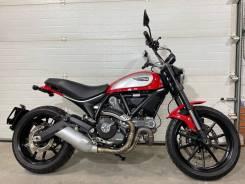 Ducati Scrambler 800, 2015