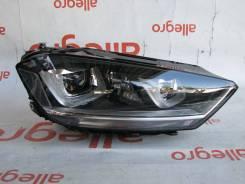 Фара передняя правая VW Golf Sportsvan xenon 2013+