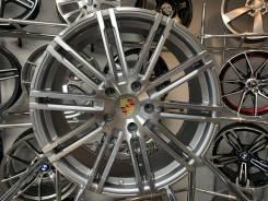 Новые диски R20 5x130 на Porsche, Audi, Volkswagen