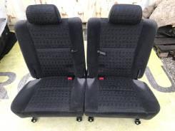 Третий ряд сидений Toyota Ipsum