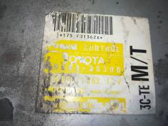 Блок управления двигателем Toyota Estima Emina 3CT, 3CTE